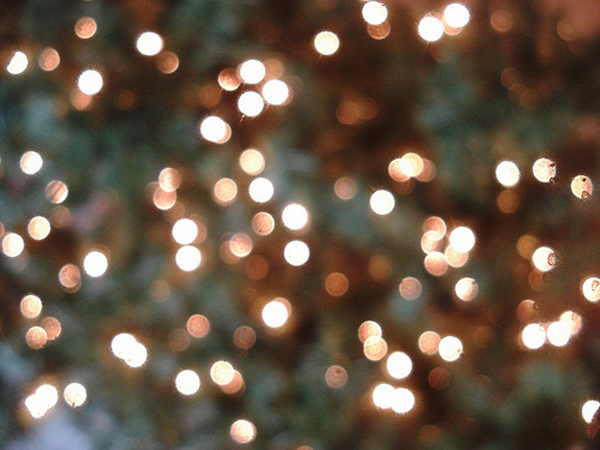 迷离的圣诞夜